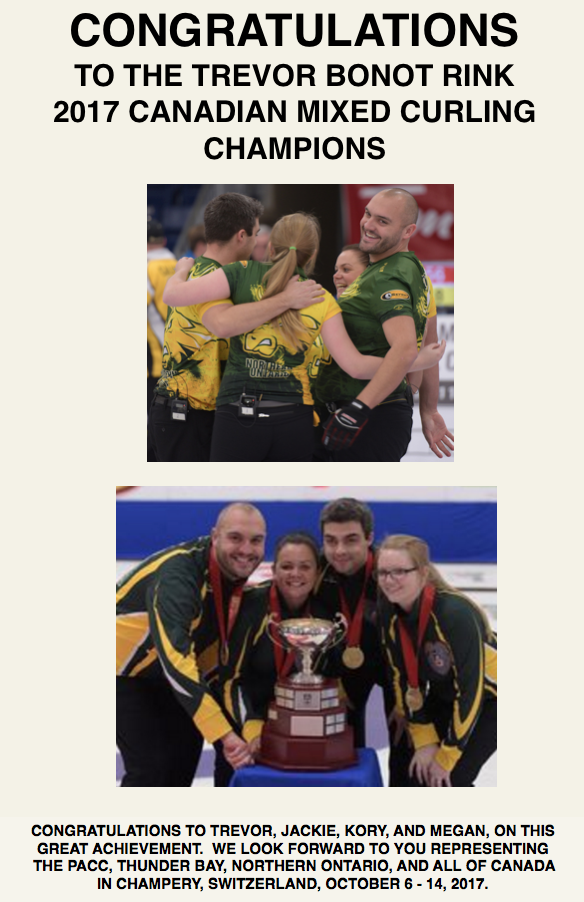Canadian Mixed Champs VII
